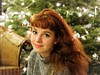 Bethany (dilys_thompson) Tags: bethany portrait christmas family girl pretty redhead