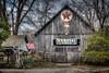 Texaco Barn (donnieking1811) Tags: tennessee baxter barn barns star stars texaco usroyaltires americanflag flag flags outdoors canon 60d hdr