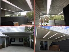 Verandah and carport combined in Rosebud (modernsolutionsau) Tags: verandah carport