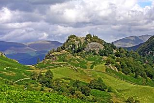 Castle Crag - Borrowdale.