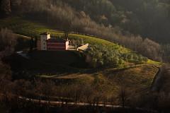 Somewhere (Marta Marcato) Tags: travel mountain green field home nature light beautiful place viaggio montagna verde campo casa natura luce bellezza posto italy italia it nikond7200