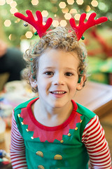 85.1.8.HC.AnselReindeer (CurtisGrindahl) Tags: 2016christmas ansel claire janet jesse margot pam sarah