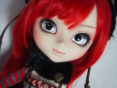 Pullip Cheshire Cat (sh0pi) Tags: pullip groove cheshire cat steampunk doll puppe redhead grinsekatze red hair rothaar alice wonderland wunderland