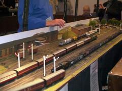 0004_1447255303 (SHMR) Tags: warleymodelrailwayshow oogauge oguage scalemodels trains loco steam diesel wagons coaches scale modelbuildings modelsceanary