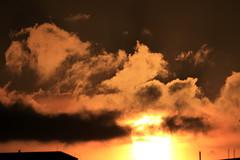 IMG_9428 (Sridhar Rajan aka SD) Tags: sunset singapore evening sun clouds january sky cloud outdoor