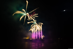Cromer 8th Jan 2017-29 (aljones27) Tags: fireworks firework colour night nighttime coast coastal pier seafront cromer norfolk newyear