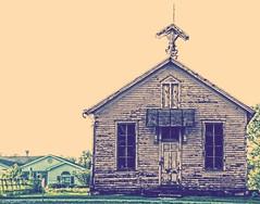 #crying won't help ya, #praying won't do ya no good. #gemcitynoir #illinois #rural #noir #hdr #hdr_pics #fotografia #arte #art #church #midwest #photo #photog #ruraldecay (wesshaubrich) Tags: noir illinois arte midwest hdrpics crying photo gemcitynoir hdr fotografia ruraldecay art praying church rural photog