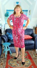 Office attire (Trixy Deans) Tags: crossdresser cd cute crossdressing crossdress classy crossdreeser corset dress tightdress xdresser sexytransvestite sexy sexyheels sexylegs sexyblonde tgirl tv transgendered transvestite tranny trixydeans tgirls transvesite