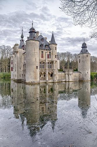 Vorselaar, kasteel Borrekens