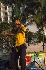 Hawaiian Male Hula Dancer (Donald Wildemann) Tags: hawaii hula maledancer wikiki