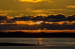 Ireland - Sunset on the Shannon River at Kilrush (viaggiatore16) Tags: ireland irland countyclare ie shannon eire river sunset sundown travel traveling travelphoto travelphotography nikon landscape landscapephoto landscapephotography clouds cloudscape