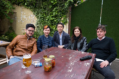 Ayam Jaya (Kent Wang) Tags: me pub joon kathia stagsheadhoxton ayamjaya