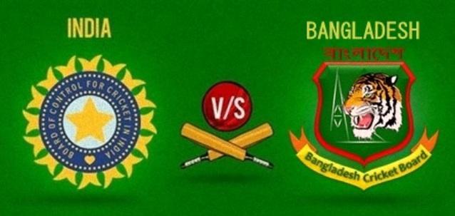 India Bangladesh Live Score