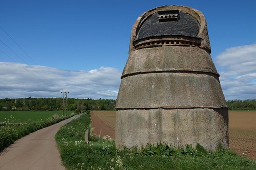 The Doocot, Preston Mill, East Linton, East Lothian, Scotland, UK, 5/2015