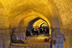 Iran_6644 (DavorR) Tags: bridge iran most esfahan isfahan khajoo persianarchitecture khajubridge