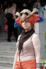 League of Legends Gnar (Datenshiro) Tags: people cosplay outdoor lol legends league kuopio gnar 2015 animecon animecon2015