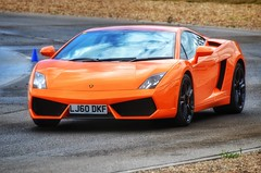 Lamborghini Gallardo (Stephen Reed) Tags: summer england car nikon surrey supercar brooklands d7000