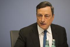 Press_Conference_20150716_1346 (European Central Bank) Tags: frankfurtammain ecb finance pressconference interestrates europeancentralbank monetarypolicy eurozone mariodraghi euroarea financialbanking