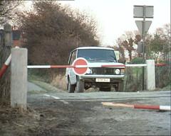 1971 RANGE ROVER V8 3528cc STP111J (Midlands Vehicle Photographer.) Tags: film 1974 1971 rover range v8 callan 3528cc stp111j