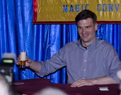 Denis Behr (Saomik) Tags: 2015 april batavia newyork usa magic ffff fechters magician