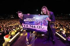 Domien en Frank halen €8.744.131,- op (3FM) Tags: 3fm sr16 serious request breda glazen huis 2016 radio muziek music fotograafhanspetervanvelthoven