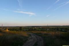 А вот и Старя Тойда, большое крупное село.
