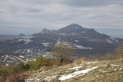 (Sergey Kustov) Tags:          altitude panorama height view mountain mashuk caucasus