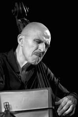 Enzo Pietropaoli (paolobenegiamo.weebly.com) Tags: alba bass benegiamo contrabbasso double enzo festival jazz music musica musician musicista paolo pietropaoli soprano