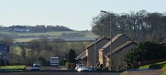 Bridgehousehill Road, Kilmarnock, Ayrshire. (Phineas Redux) Tags: bridgehousehillroadkilmarnockayrshire kilmarnockayrshirescotland ayrshire scotland scottishtowns