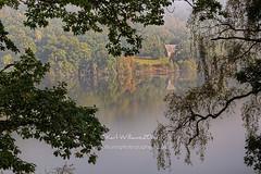 Kirk in the Mist (Shuggie!!) Tags: birch churches hdr landscape lochachray mistandfog morninglight oak scotland trees trossachs zenfolio karl williams karlwilliams