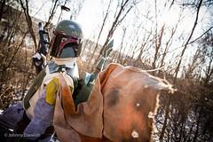 IMG_2028 (Johnny Applesauce) Tags: boba fett esb empire strikes back cosplay 501 501st snow costume kit mandalorian