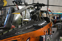 Westland Whirlwind (Bri_J) Tags: aeroventureairmuseum doncaster southyorkshire uk aeroventure airmuseum yorkshire aviationmuseum nikon d7200 westlandwhirlwind westland whirlwind helicopter raf