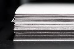Just a Stack of Paper (Photoshoparama - Dan) Tags: dej1478 justwhitepaper macromondays danielejohnson photoshoparama stack printer papertray printerpaper macro