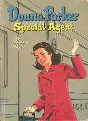 Novel-Donna-Parker-Special-Agent (Count_Strad) Tags: novel book pages read reading pulp mystery suspense thriller
