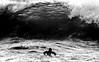The Wave (Lior. L) Tags: thewave wave sea surfing surf surfer monochrome blackandwhite silhouette telaviv telavivbeach