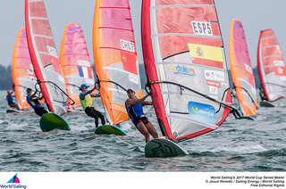 World Sailing's 2017 World Cup Series Miami 2017
