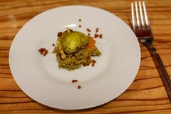 Liver and Chili, Beef Shop (Premshree Pillai) Tags: zagreb croatia zagreboct16 beefshop food dinner tastingmenu dinnerforone liver