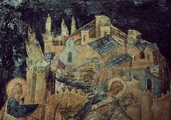 chora (fusion-of-horizons) Tags: chora kariye byzantine church architecture orthodox χώρατωνζώντων byzantium murals interior icons iconography icon icoana history biserica arhitectura unesco worldheritage constantinopolitan bizantin byzantin byzanz byzantinisch orthodoxy ορθοδοξία ορθόδοξοσ eikōn mosque monastery ἐκκλησίατουἅγιουσωτῆροσἐντηχώρα thechurchoftheholyredeemerinthefields churchoftheholysaviourinthecountry χώρατουἀχωρήτου theodoremetochites palaeologanrenaissance palaiologianrenaissance monasteryofchora μονήτησχώρασ μουσείοχώρασ θεόδωροσμετοχίτησ palaiologos iconografie turkey art greek arhitectură bizantină βασιλεία ῥωμαίων ῥωμανία архитектура византии βυζαντινή eastern roman empire museum mosaics constantinople κωνσταντινούπολισ istanbul edirnekapı deuteron detail fresco fresca frescoes city oras