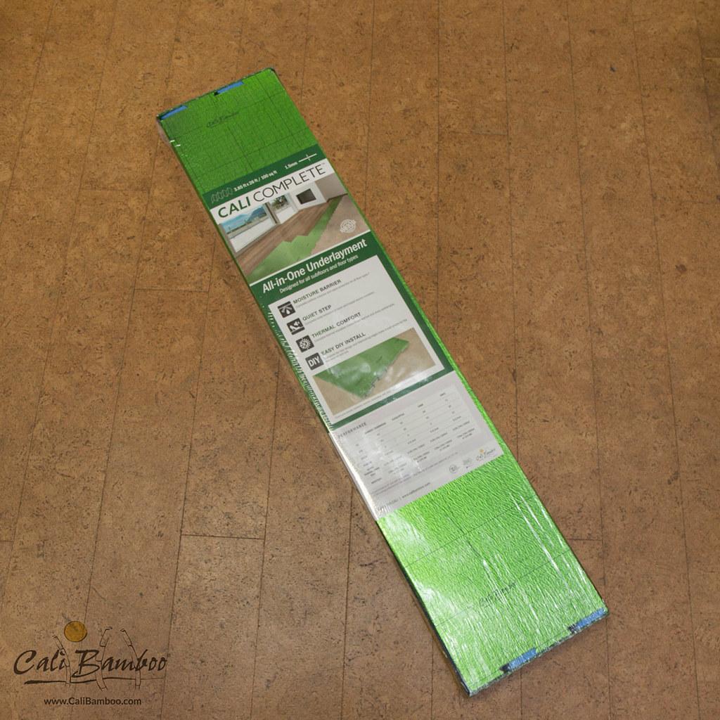 Moisture & Vapor Barrier - Cali Complete Floor Underlayment