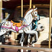 Panning of merry go around