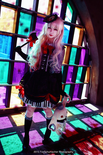 Mayu cosplay