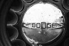 Dodge (SauceyJack) Tags: auto blackandwhite bw chicago monochrome car june reflecting blackwhite illinois automobile shiny hooters monochromatic il reflect chrome transportation vehicle dodge carshow reflction 1935 2015 businesscoupe nikond810 doublekproductions nikkor8514g sauceyjack lightroomcc hooterscupseriesxv