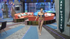 Big Brother 2015: Harry Amelia Martin is naked again as she flirts with Nick Henderson (realitytvnews4u) Tags: she uk canada naked is tv big with martin brother live nick harry free again 17 amelia bb henderson feeds 2015 flirts bb17 bbuk dollabillz bbcan bbcan3 dollabillztv