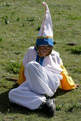 Rider (oeyvind) Tags: china tibet amdo kham     yushu qinghai chn   jyekundo gyegu