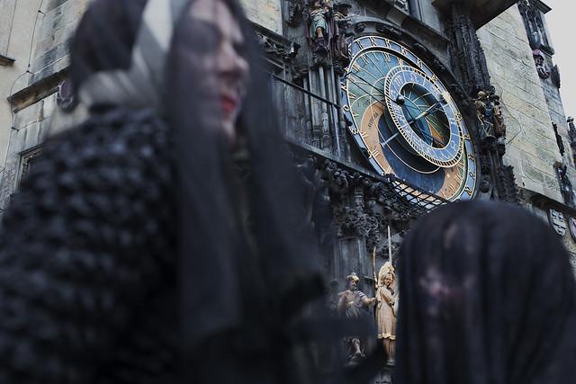 Sisters Hope at the Prague Quadrennial PQ15
