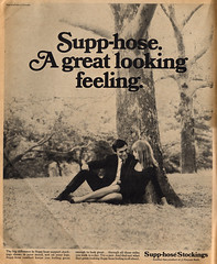 Supp-hose - 1966 (rchappo2002) Tags: new york stockings fashion vintage roth advertising clothing 60s legs tights 1966 66 retro hose advertisement clothes advert hosiery times 1960s pantyhose nylon sixties nyt nylons kayser mnagazine