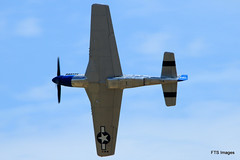 IMG_7479 (harrison-green) Tags: show sea museum plane flying war fighter aircraft aviation air airshow legends duxford imperial spitfire mustang fury iwm me109 2015