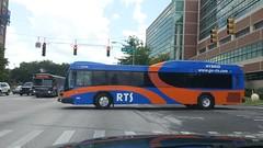 2012 Gillig LowFloor Hybrid #1200 (abear320) Tags: bus florida gainesville system transit hybrid rts gillig regional lowfloor