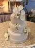 Two-in-one Wedding Cake