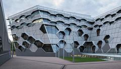 Faculty of Engineering & Computing | Coventry University (Moafaq Jamal) Tags: sunset architecture nikon university 24mm coventry modernarchitecture coventryuniversity عمارة d810 جامعة nikond810 كوفنتري تصويرمعماري